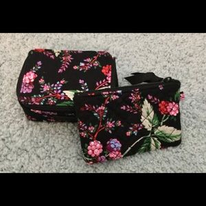 Vera Bradley pill case & coin/id pouch